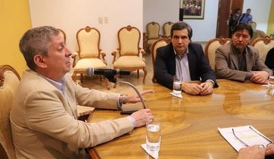 Bestard habló con el Frente Guasú sobre Desbloqueo y urnas electrónicas