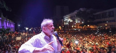 Ordenan liberar a Lula