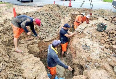 Essap anuncia inauguración de planta de tratamiento de agua en San Ber