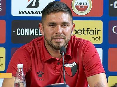 Jorge Ortega y sus expectativas para la final de la Sudamericana