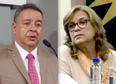 Ministro lleva a juicio a hermana de Arrom y exige G. 850 millones