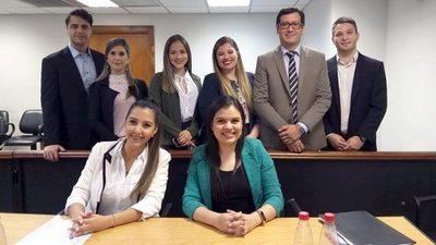 ALUMNOS DE LA UC GANAN MOOT COURT DE LA CORTE SUPREMA DE JUSTICIA