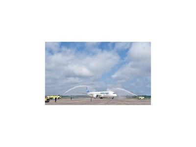 Llegó el      Dreamliner de Air Europa para cubrir  ruta   Madrid-Asunción