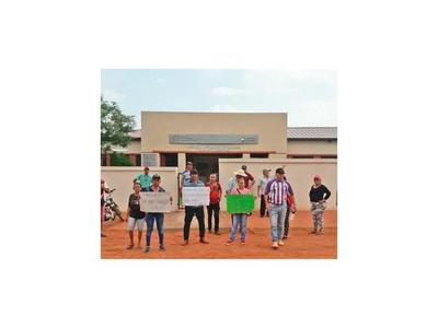 Pobladores piden contratar solo a tacuateños para USF