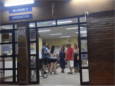 Alumnos fueron hospitalizados por intoxicación en Caacupé
