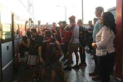 Más de 35 mil hinchas ya pisaron suelo paraguayo