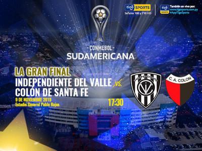 Previa de la final de la Copa Sudamericana