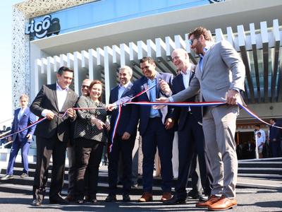 Inauguración oficial del nuevo edificio de la APF