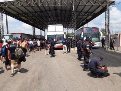 Avenidas adyacentes a La Olla se encuentran clausuradas informa Policía Nacional