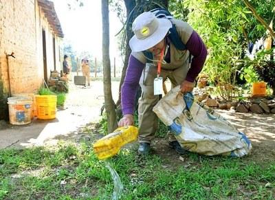 Activan campaña para combatir dengue y piden colaboración de la ciudadanía