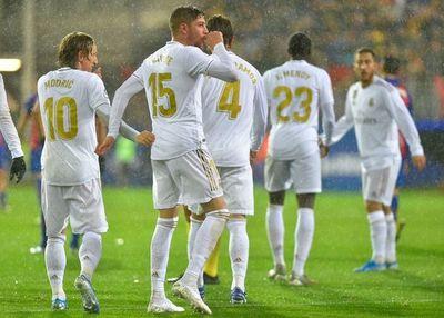 El mejor Real Madrid da un golpe en la mesa
