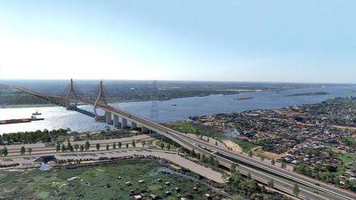 Ofertas para construcción de puente Asunción-Chaco'i se conocerán esta semana