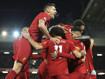 Liverpool suma a Manchester City en su lista de víctimas