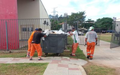 Recolectan más de 65000 kilos de basura tras final de la Sudamericana