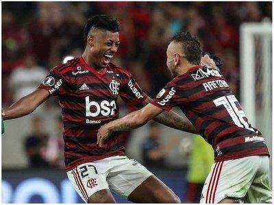 El Flamengo vence al Bahía y empieza a pedir el título en Brasil