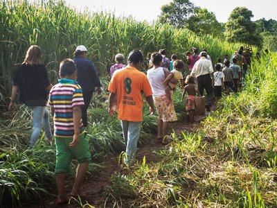 Indi analiza resolución que admite deuda   de Itaipú con Avá Paranaenses