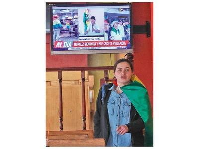 Líderes regionales, entre el apoyo y el rechazo a Morales