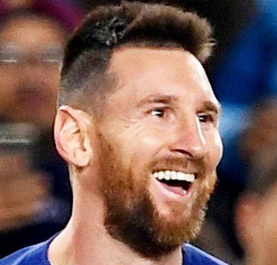 Messi, determinante