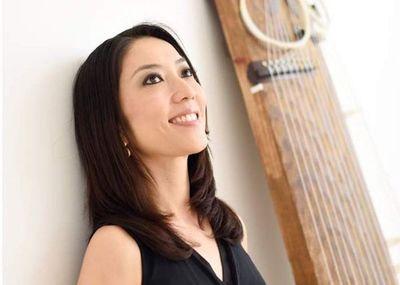 Japonesa Yumi Kurosawa ofrece concierto de koto