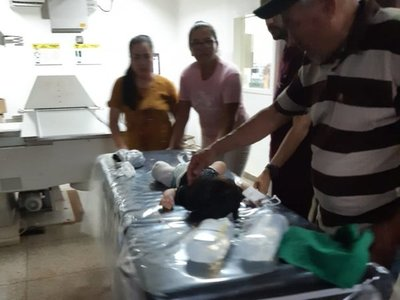 Hieren a un bebé en medio de balacera para asesinar a un narco