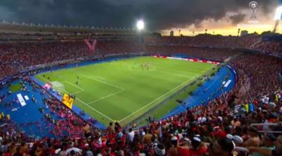 Final Sudamericana: Policía Nacional no registró incidentes
