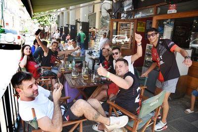 Ingresos aumentaron un 35% por la Final de la Copa Sudamericana