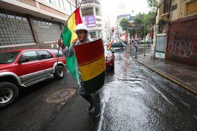 La renuncia de Evo deja un vacío de poder en Bolivia