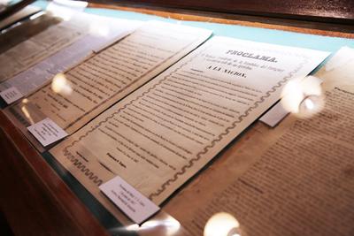 Entregarán hoy al Archivo Nacional recopilación documental Paraguay- España 1845-1882