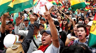 Rusia pide sensatez a Bolivia para buscar salida constitucional a la crisis