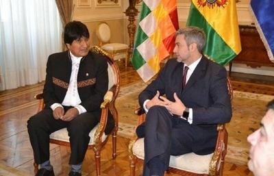 """HOY / """"Estamos con preocupación"""", dice Abdo sobre crisis en Bolivia"""