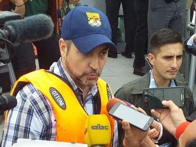 Mario Abdo, preocupado por crisis política en Bolivia