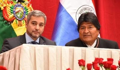 Abdo Benítez se expide sobre situación de Bolivia