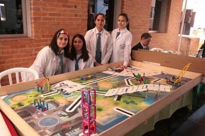 Con exposiciones y charlas inició hoy la Expo Innovación en San Lorenzo