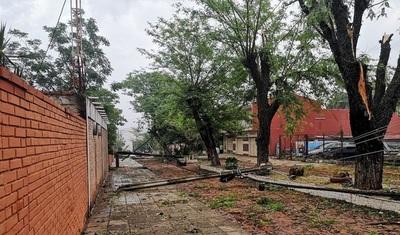 Cerca de 175.000 casas quedaron sin electricidad durante temporal del sábado