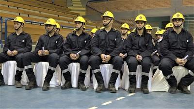 25 nuevos voluntarios combatirán siniestros como Bomberos en el Chaco