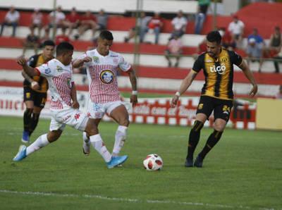 Compacto: San Lorenzo 0-0 Guaraní