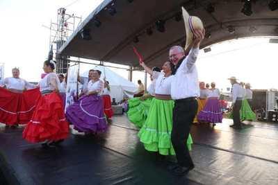 Semana de la Cultura y la Diversidad arrancó durante Festival de la Expo Pa'i Coronel, en Minga Guazú