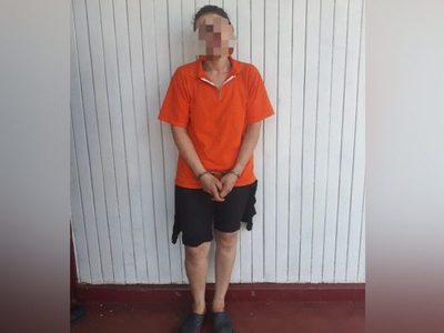 Presa escapa de la Dirección de Policía del Alto Paraná