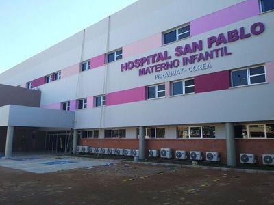 Denuncian negligencia en materno infantil San Pablo