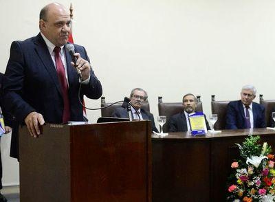Dr. González Macchi es nuevo asesor del Ministerio del Interior