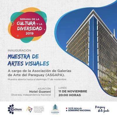Habilitan hoy muestra de Artes Visuales para la familia en el Hotel Guaraní