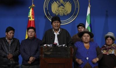 Bolivia: cronología y análisis de un golpe de Estado