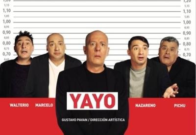 HOY / Yayo y elenco traen el humor más jugado a Paraguay