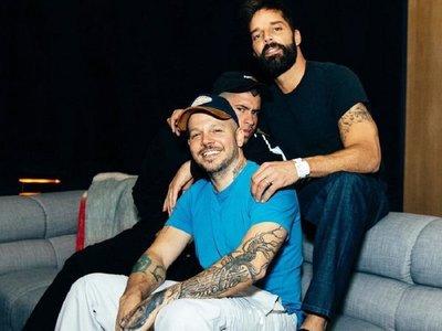 Ricky Martin, Residente y Bad Bunny inspirados en la salsa de Lavoe