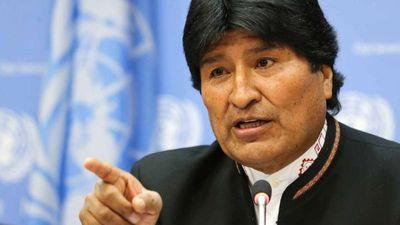 Solicitan apoyo de la CIDH para Evo Morales, ante temor de que sea agredido