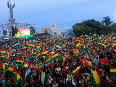 ¿Bolivia, ante un golpe de Estado o un vacío de poder?
