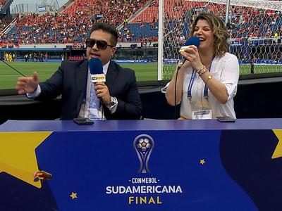 A la Gran 7 Lekaja de la fecha 18 del Clausura y la final de la Copa Sudamericana