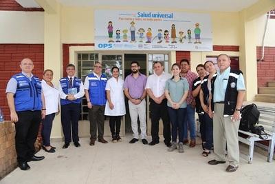 Nanawa: 11.000 beneficiados con instalación de planta potabilizadora
