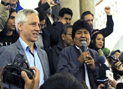 México dará asilo a Evo Morales