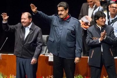"""Trump aplaudió a Bolivia y advirtió que es """"una señal"""" para Maduro y Ortega"""